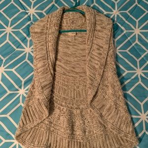 Day trip sweater cardigan